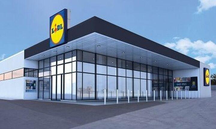Επενδύσεις από την Lidl Ελλάς ύψους 350 εκατ. ευρώ μέχρι το 2023