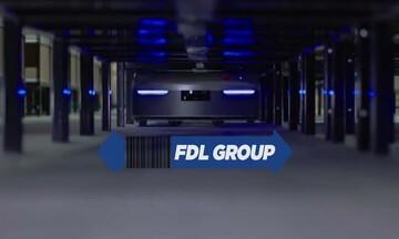 Συμφωνία αποκλειστικής συνεργασίας FDL GROUP με την κινεζική GEEK+