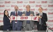 Mεγάλα ονόματα υπογράφουν συμβόλαιο με την κορυφαία ομάδα ενέργειας της ZeniΘ