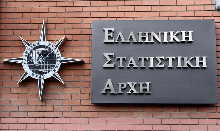 ΕΛΣΤΑΤ: 709.696 επιχειρήσεις δραστηριοποιήθηκαν στην Ελλάδα το 2018
