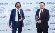 Χρυσή διάκριση για INTRALOT και Office Line στον Τομέα του Cloud