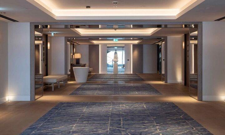 Παγκόσμια διάκριση για τη μετατροπή του «Αστέρα Βουλιαγμένης» σε «Four Seasons Astir Palace Hotel»