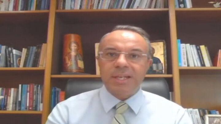 Διαβεβαιώσεις Σταϊκούρα για αντοχές σε νέο lockdown