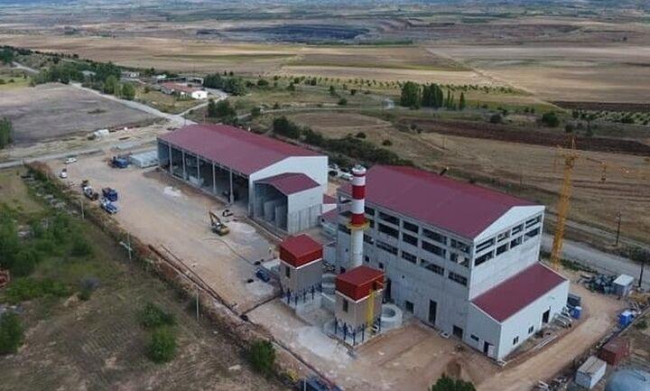 Αμύνταιο: Σε δοκιμαστική λειτουργία το εργοστάσιο τηλεθέρμανσης με βιομάζα