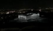 Εντυπωσιάζει ο νέος φωτισμός της Ακρόπολης