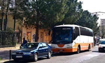 Σήμερα τα πρώτα ΚΤΕΛ στα δρομολόγια των αστικών συγκοινωνιών της Αθήνας