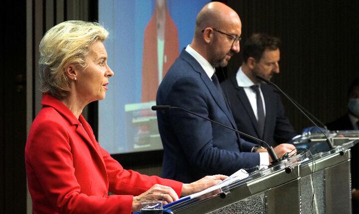 Ικανοποίηση Αθήνας για τα συμπεράσματα του Ευρωπαϊκού Συμβουλίου