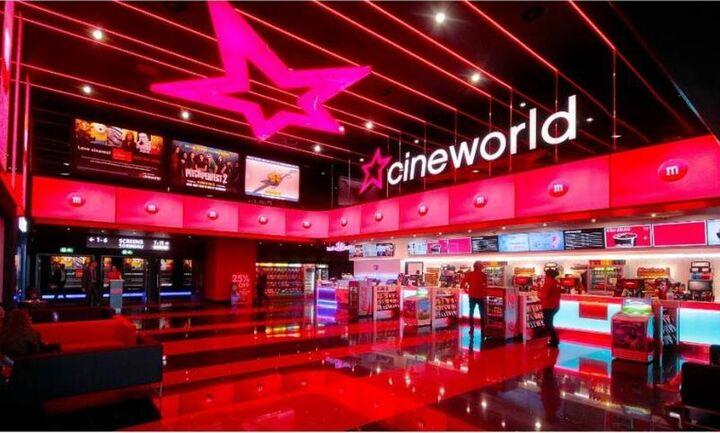Η Cineworld κλείνει τις αίθουσές της: Χάνονται έως και 45.000 θέσεις εργασίας