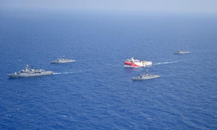 ΥΠΕΞ: Ευθεία απειλή κατά της ειρήνης η νέα τουρκική Navtex (update)