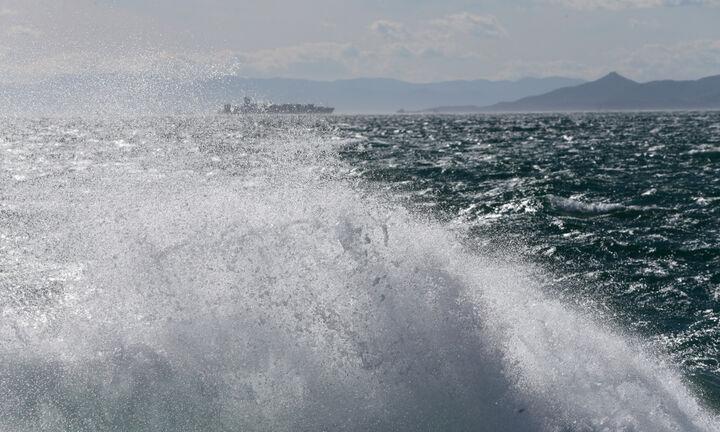 Ισχυρές καταιγίδες, πιθανές χαλαζοπτώσεις και θυελλώδεις νοτιάδες
