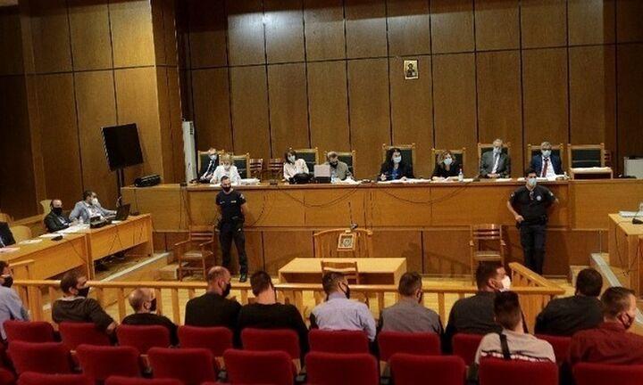 Δίκη Χρυσής Αυγής: Δεν αναγνωρίστηκαν ελαφρυντικά στην ηγετική ομάδα