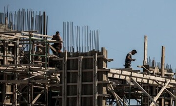 ΕΛΣΤΑΤ: Αυξήθηκε 12% ο αριθμός των οικοδομικών αδειών τον Ιούλιο