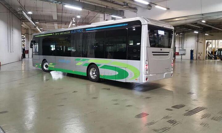 Ερχονται τα πρώτα ηλεκτρικά λεωφορεία για την Αθήνα