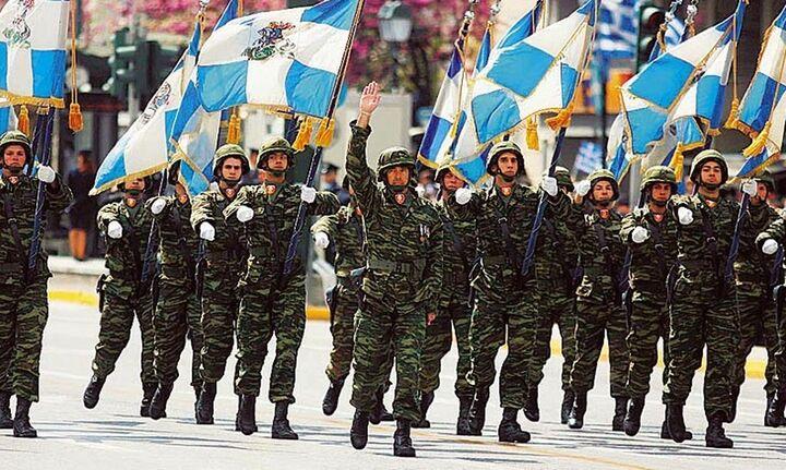 Εμπρος μαρς για 12μηνη στρατιωτική θητεία