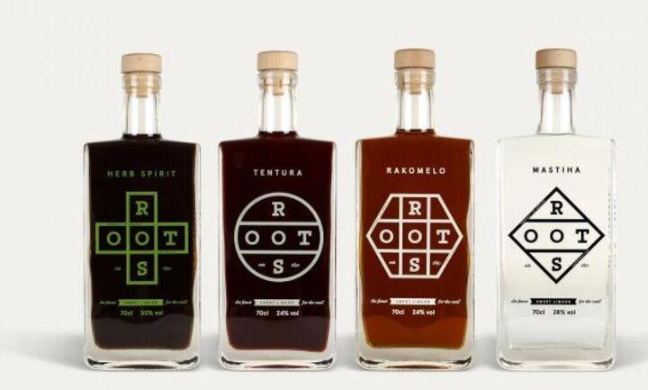 Στο δίκτυο διανομής της Pernod Ricard τα ελληνικά λικέρ Roots