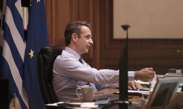 Στην Κύπρο ο πρωθυπουργός για την τριμερή Σύνοδο Ελλάδας - Κύπρου - Αιγύπτου