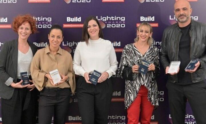 Kαυκάς: Διακρίθηκε στα Lighting Awards 2020