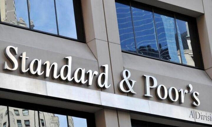 S&P: Σταθερά στο  ΒΒ- η Ελλάδα