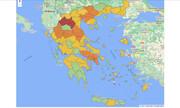 Περιοχές της Αττικής «απελευθερώνονται» από την απαγόρευση κυκλοφορίας