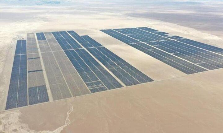 Mytilineos: Ολοκληρώθηκε το έργο Atacama στη Χιλή