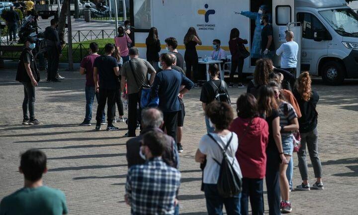 Θωμαΐδης: Κορύφωση του ιού σε 15 μέρες – Θα περάσουμε τα 3000 κρούσματα