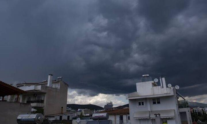 Αλλάζει ο καιρός: Βροχές και θυελλώδεις βοριάδες - Οι περιοχές που θα πληγούν