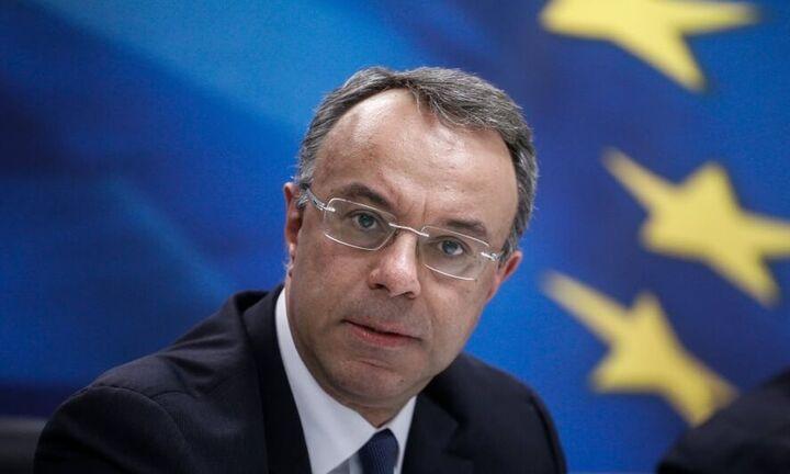 Σταϊκούρας: Περί τις 20 Δεκεμβρίου θα καταβληθεί το επίδομα των 800 ευρώ