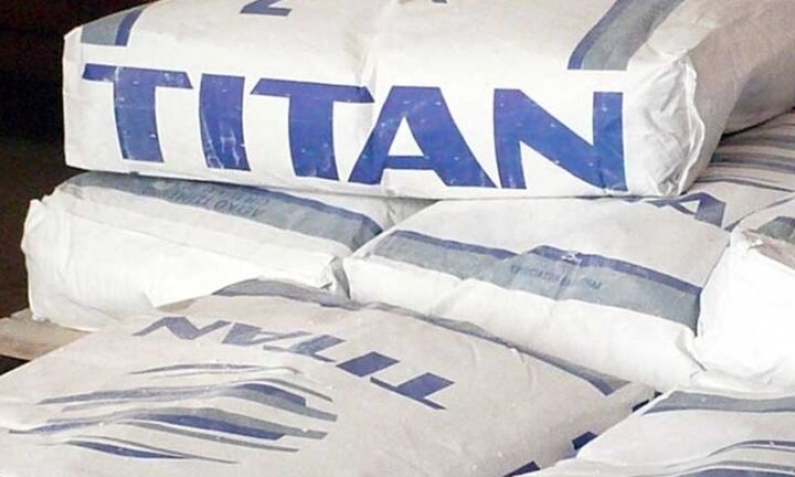 Tιτάν: Οριακή μείωση στον ενοποιημένο κύκλο εργασιών