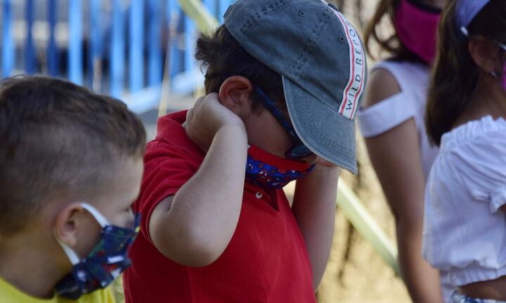 Μάσκες στα σχολεία: «Κόλλησε» ο διαγωνισμός-Αναβολή από το ΕΣ ελλείψει δικαιολογητικών