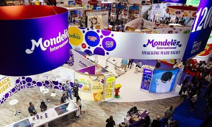 Mondelēz: 9 στους 10 παγκοσμίως  καταναλώνουν περισσότερα σνακ