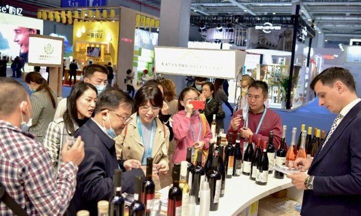 Περισσότερα από 100 προϊόντα Ελλήνων παραγωγών  στην αγορά της Κίνας