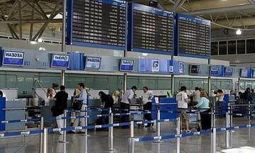 Ακυρώσεις και τροποποιήσεις πτήσεων λόγω απεργιακών κινητοποιήσεων