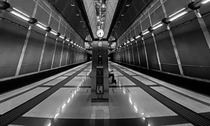 24ωρη απεργία με «χειρόφρενο» σε μετρό και ηλεκτρικό σιδηρόδρομο