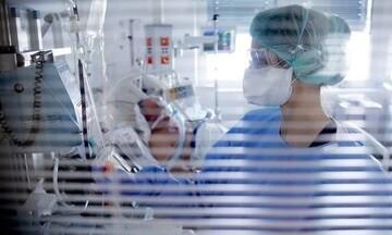 Πάνω από 600 ασθενείς στις ΜΕΘ με κορονοϊό - 99 νεκροί σήμερα