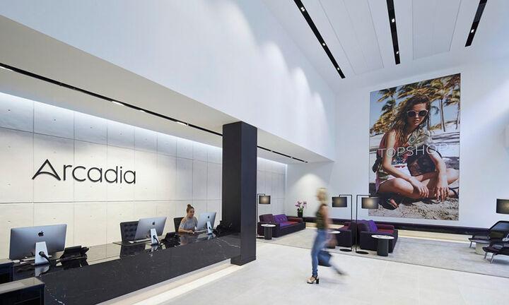 Ο όμιλος ένδυσης Arcadia κήρυξε πτώχευση  - 13.000 θέσεις εργασίας στον αέρα