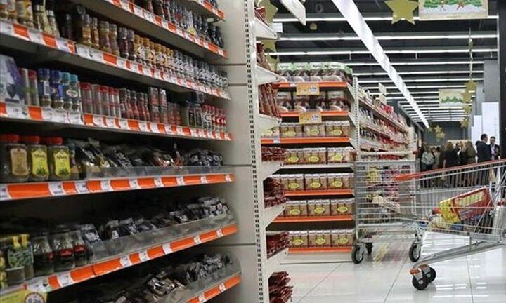 Ανάπτυξη 8,4% της συνολικής αγοράς των σούπερ μάρκετ