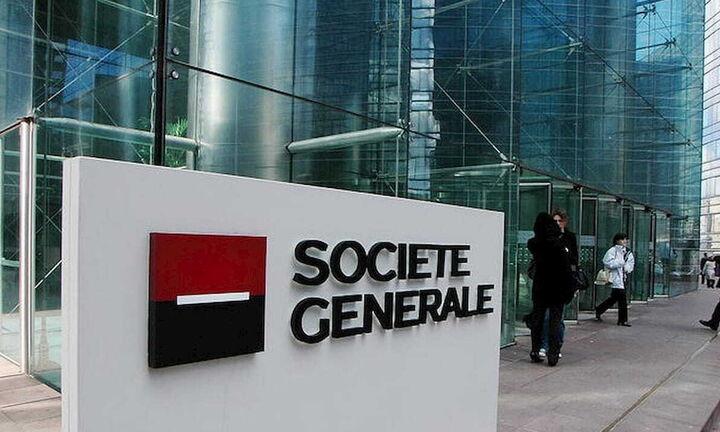 Societe Generale: Κλείνει 600 υποκαταστήματα στη Γαλλία έως το 2025