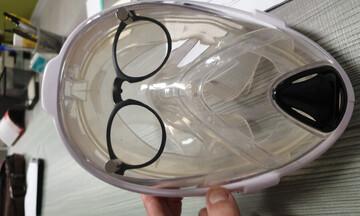 ΑΠΘ: Μικροβιοκτόνος ολοπρόσωπη μάσκα -Πώς λειτουργεί