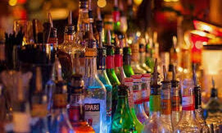 ΙΟΒΕ: Ισχυρό πλήγμα στον κλάδο αλκοολούχων ποτών, λόγω κορονοϊού