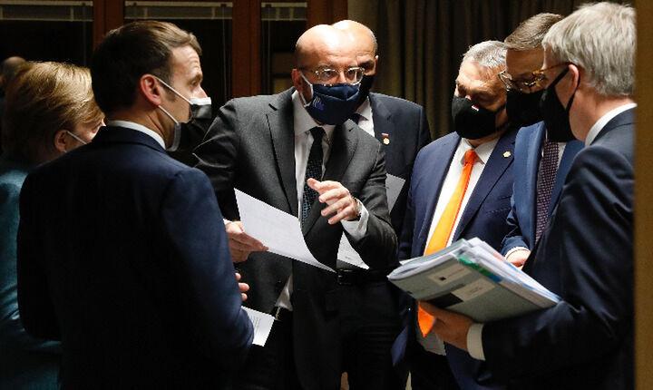 Λευκός καπνός στις Βρυξέλλες για προϋπολογισμό και Ταμείο Ανάκαμψης