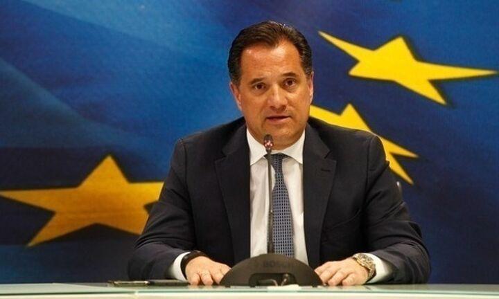 Γεωργιάδης: Ανοικτό το ενδεχόμενο να μην επιστραφεί μέρος της Επιστρεπτέας Προκαταβολής 1, 2 και 3