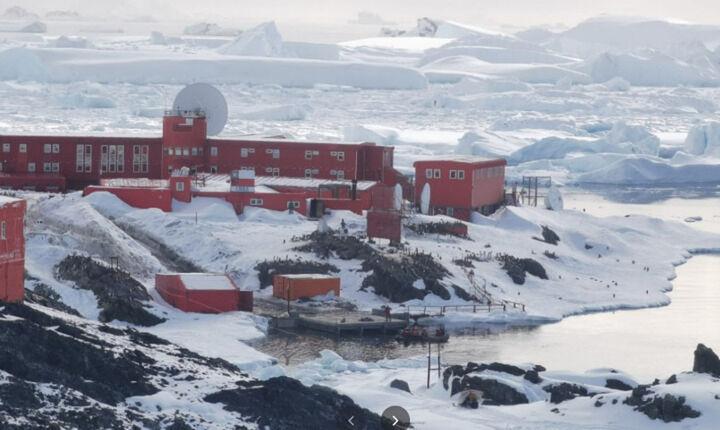 Ο κορονοϊός έφτασε και στην Ανταρκτική