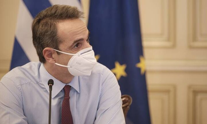 Διπλή σύσκεψη, υπό τον Κ. Μητσοτάκη, για επιδημιολογική κατάσταση και Εθνικό Σχέδιο Εμβολιασμoύ