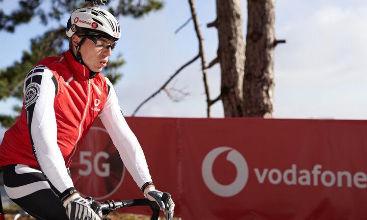Υπηρεσίες 5G και από την Vodafone