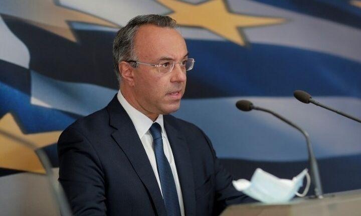 Σταϊκούρας: Επισπρόσθετη στήριξη 7,5 δισ. ευρώ για φέτος