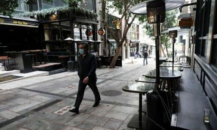 Σε στασιμοπληθωρισμό πέρυσι η ελληνική οικονομία
