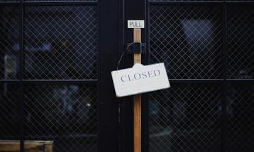 ΕΛΣΤΑΤ: Πάνω από 205.000 επιχειρήσεις κλειστές λόγω των περιοριστικών μέτρων