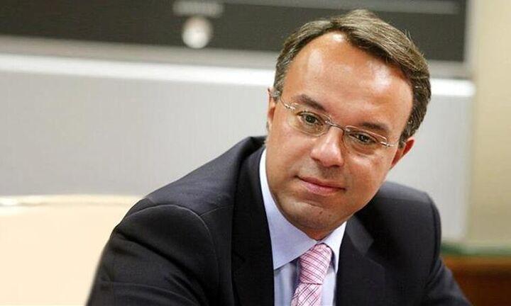"""Τηλεφώνημα από τον υπουργό Οικονομικών σε πολίτες: """"Καλησπέρα, είμαι ο Σταϊκούρας"""""""