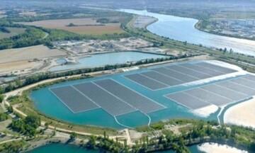 Τέρνα Ενεργειακή: Νέες επενδύσεις στα πλωτά φωτοβολταϊκά πάρκα