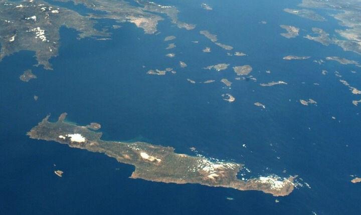 Προς επέκταση χωρικών υδάτων νότια και ανατολικά της Κρήτης